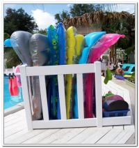 25+ best ideas about Pool float storage on Pinterest ...