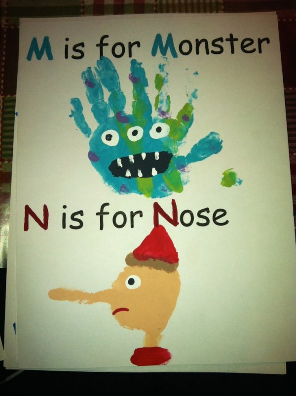 1000 images about Letter N Crafts on Pinterest