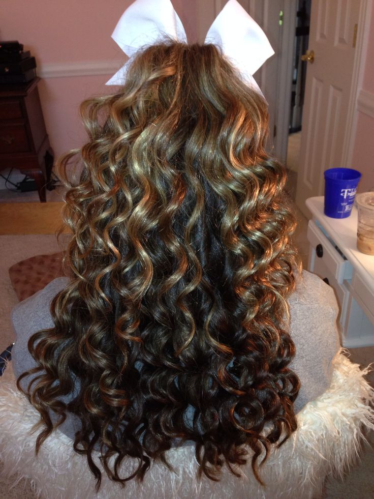 17 Best Images About Cheer Hair On Pinterest Volleyball