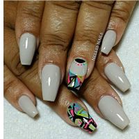 1548 best images about Nail Designs on Pinterest | Almond ...