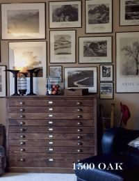 Apothecary Cabinet, Architect File Chest, Map Chest ...