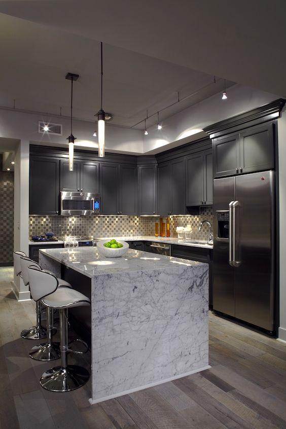 25 best ideas about Modern kitchen design on Pinterest  Modern kitchens Interior design