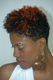 hairstyles short natural