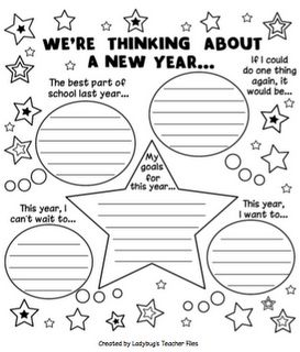 17 Best images about New Year's Teaching Ideas on