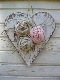 Best 25+ Wooden hearts ideas on Pinterest