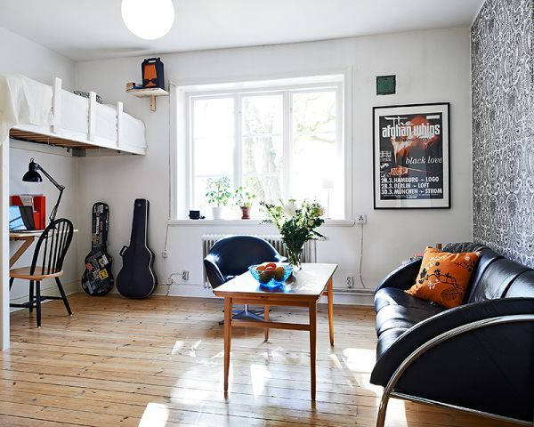 586 Best Images About Tiny Apartment Inspiration On Pinterest