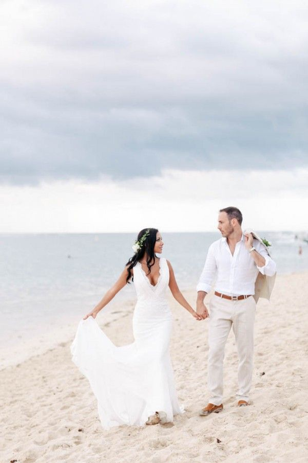 25 best ideas about Beach wedding groom attire on