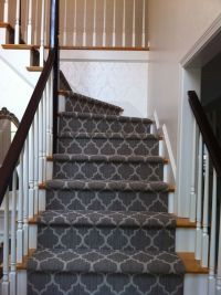 1000+ images about Stair Runners on Pinterest | Carpets ...