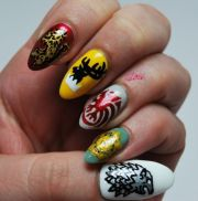 game of thrones nail art http tagged