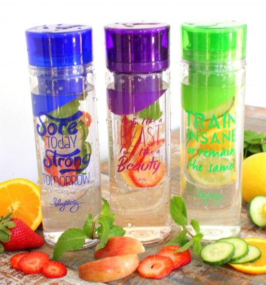 3 Detox Water Recipes: Anti-Bloatin
