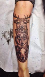 of 2017's totem tattoo