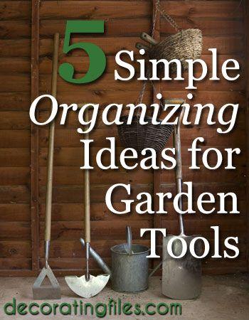 63 Best Images About Garden Shed Storage On Pinterest Garden