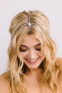 Best 25+ Bohemian headpiece ideas on Pinterest | Wedding ...