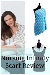 Nursing Infinity Scarf Reviews - Breastfeeding Needs ...