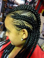 scorpion cornrows cute cornrow