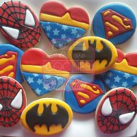 17 Best ideas about Batman Cookies on Pinterest | Batman ...