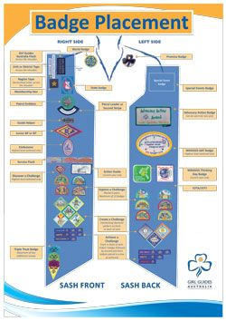daisy tunic diagram 1997 ford f350 trailer wiring 25+ best ideas about girl scout badge placement on pinterest | brownie vest, ...