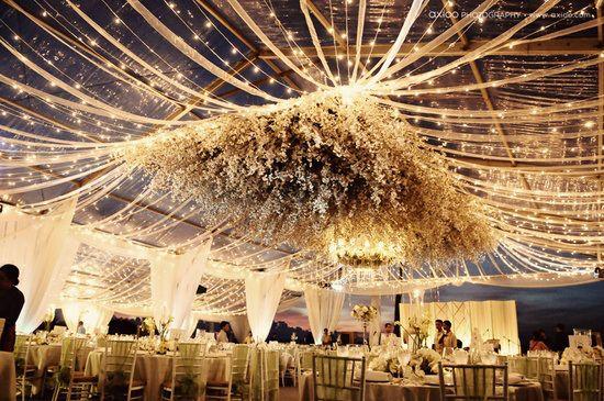 Salões de festa para casamentos - um guia para encontrar o lugar perfeito - Mais fotos no board Ideias e Decoração Casamento