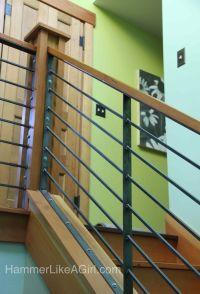 25+ best ideas about Modern stair railing on Pinterest ...