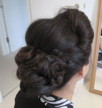 25+ best ideas about 1940s Wedding Hair on Pinterest ...