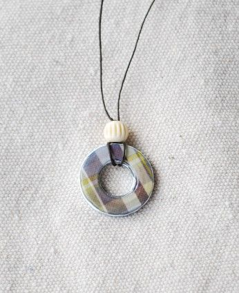 17 Best ideas about Washer Necklace Tutorial on Pinterest