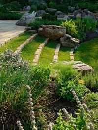 25+ Best Ideas about Sloped Backyard on Pinterest ...
