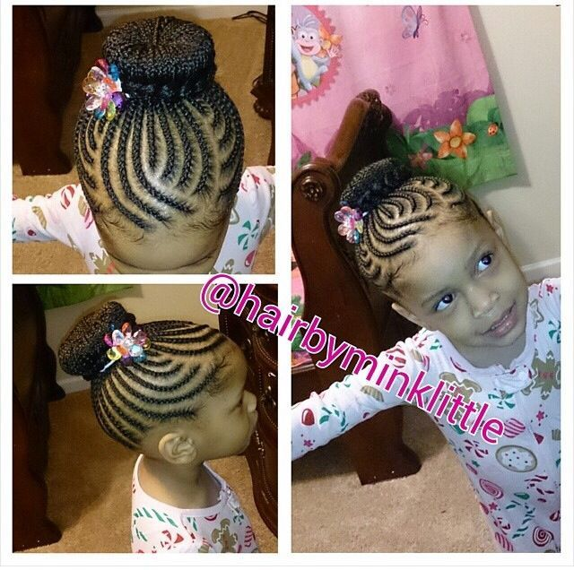 25 Best Ideas About Cornrow Styles For Kids On Pinterest