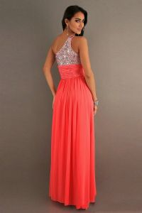amsale-coral-bridesmaid-dresses | Wedding Nice | Pinterest ...