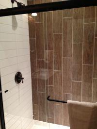 Vertical Tiles. Subway Tile. Tile Shower | Tile ...