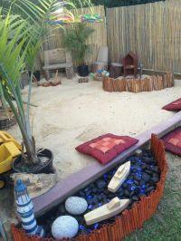 Best 25+ Backyard beach ideas on Pinterest   Patio ...