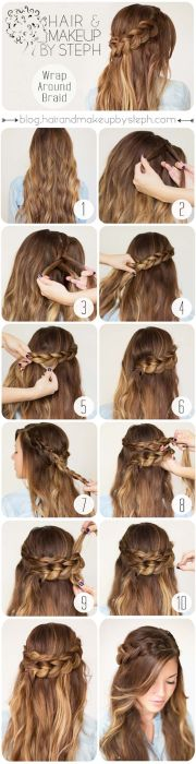 1000 ideas lazy hairstyles
