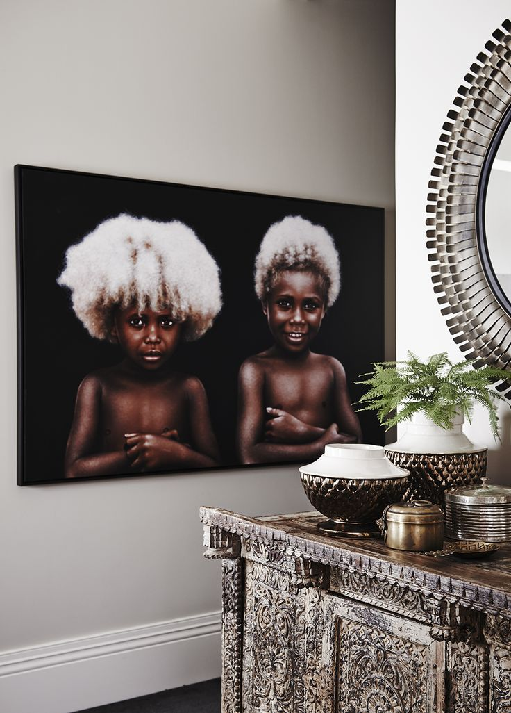 apartmentf15 coveting tribal portraits