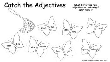 1000+ images about Adjectives on Pinterest