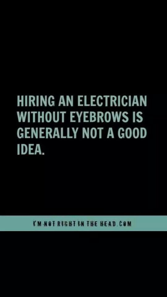 188 best images about Electrical Humor on Pinterest  Home inspection Electric and Electrical