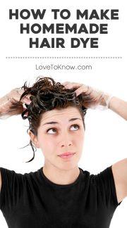 ideas homemade hair