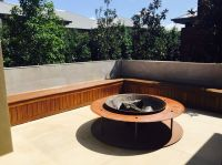 182 best Fire Pits images on Pinterest