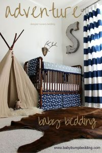 20+ best ideas about Deer Themed Nursery on Pinterest