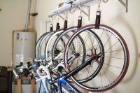 quality multiple bike hanging system | bikez | Pinterest ...