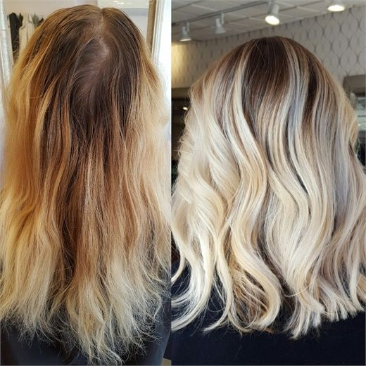 1000 Ideas About Brassy Blonde On Pinterest Color