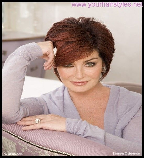 New Sharon Osbourne Hairstyles 2014 4 Jewelry