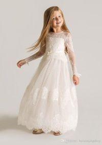 17 Best ideas about Designer First Communion Dresses on ...
