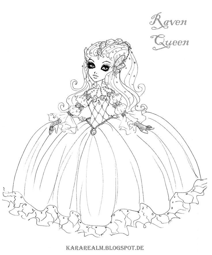 Ever After High Dolls Thronecoming