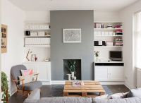 chimney breast without fireplace - Google Search | Lounge ...