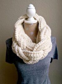 Best 20+ Crochet infinity scarves ideas on Pinterest ...