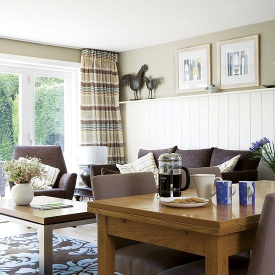 Chocolate Brown And Teal Living Room Decor Pinterest