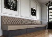 Banquette Seating How To Build | Banquette Seating | Fixed ...