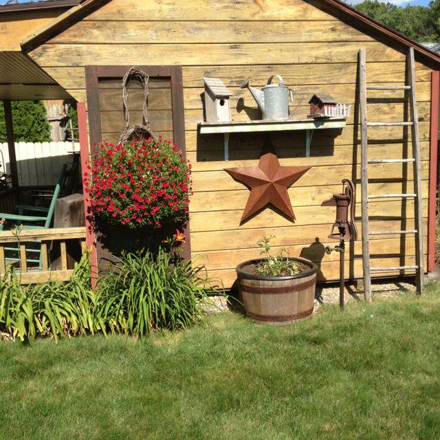 235 Best Images About Cottage Garden Sheds On Pinterest Gardens