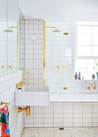 17 Best ideas about White Tile Bathrooms on Pinterest ...