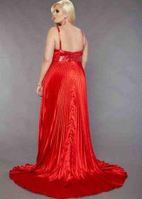 25+ best Red Wedding Dresses ideas on Pinterest | Corset ...