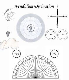 151 best images about DOWSING QUESTION CARDS, RADIESTESIA